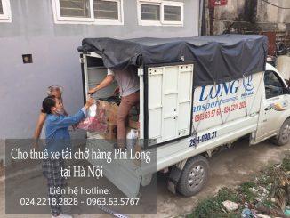 Dịch vụ taxi tải Phi Long tại phố Hoàng Diệu