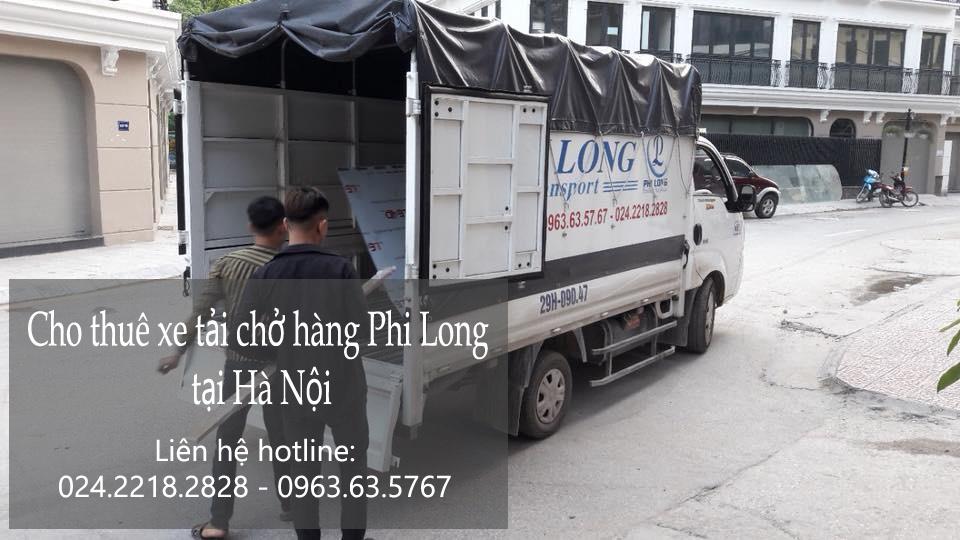 Dịch vụ taxi tải Phi Long tại đường Trần Hưng Đạo