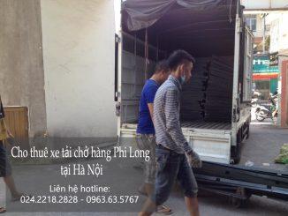 Dịch vụ cho thuê xe tải Phi Long tại phố Thiền Quang