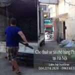 Dịch vụ taxi tải Phi Long tại phố Bạch Đằng