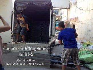 Dịch vụ cho thuê xe tải vận chuyển tại phố Tố Hữu