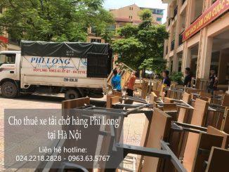 Dịch vụ cho thuê xe tải giá rẻ tại phố Tân Ấp