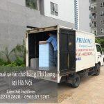 Dịch vụ taxi tải Phi Long tại phố Lương Văn Can