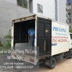 Dịch vụ cho thuê xe tải của Phi Long tại phố Đặng Thai Mai
