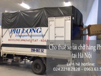 Dịch vụ taxi tải Phi Long tại phố Nguyễn Chế Nghĩa