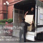 Dịch vụ cho thuê xe tải Phi Long giá rẻ tại phố Châu Long