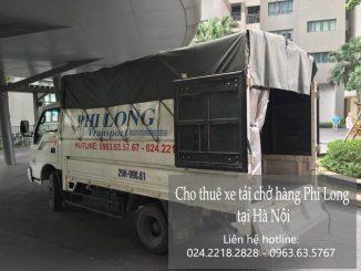 Dịch vụ cho thuê taxi tải 5 tạ giá rẻ tại phố Giang Văn Minh