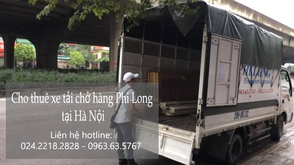 Taxi tải Phi Long tại đường Giáp Nhật