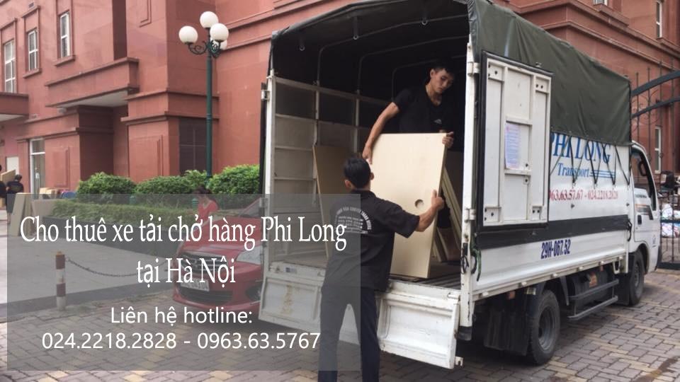 Dịch vụ cho thuê xe tải chuyên nghiệp tại đường Nghi Tàm