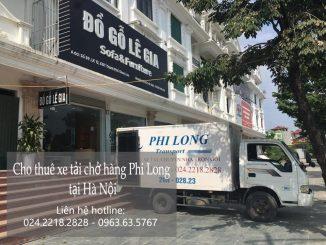 Dịch vụ taxi tải Phi Long tại phố Gia Ngư