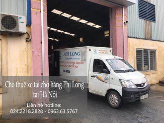 Dịch vụ taxi tải Phi Long tại đường Bát Khối