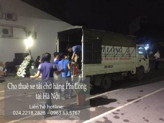 Cho thuê xe tải chở hàng tại quận 3 TP_HCM