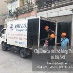 Dịch vụ taxi tải Phi Long tại phố Hào Nam