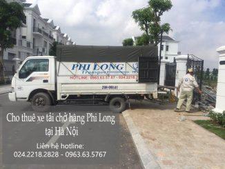 Dịch vụ cho thuê xe tải tại phố Thịnh Yên