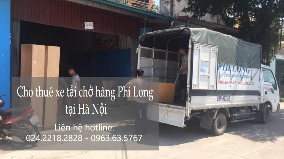 Dịch vụ cho thuê xe tải 5 tạ tại phố Nguyễn Cao
