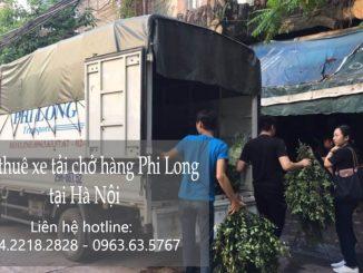 Dịch vụ taxi tải Phi Long tại phố Đinh Công Tráng