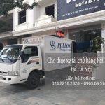 Dịch vụ taxi tải Phi Long tại phố Cổng Đục