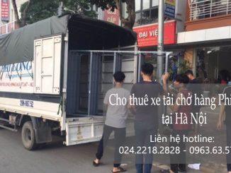 Dịch vụ taxi tải Phi Long tại đường Nguyễn Phong Sắc