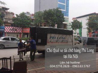 Taxi tải Phi Long tại phố Chân Cầm