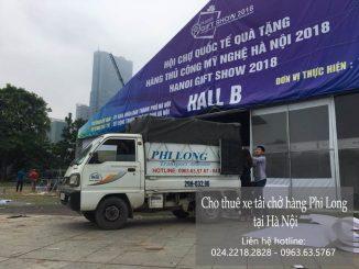 Dịch vụ cho thuê taxi tải Phi Long tại đường Duy Tân