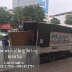 Taxi tải Phi Long tại phố Đinh Công Tráng