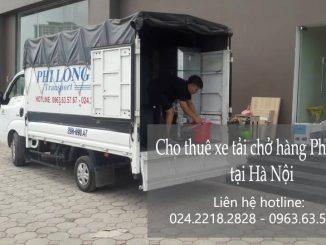 Taxi tải Phi Long tại phố Đoàn Nhữ Hài