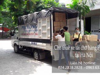 Dịch vụ taxi tải Phi Long tại phố Đông Các