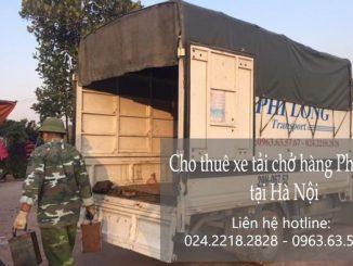 Taxi tải Phi Long tại phố Đặng Tất
