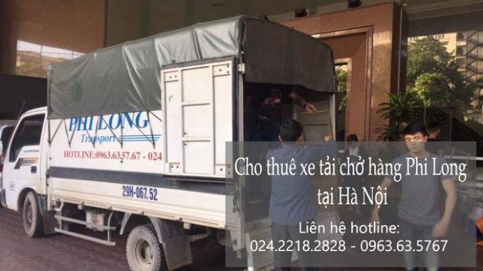 Taxi tải Phi Long tại Phố Đội Nhân