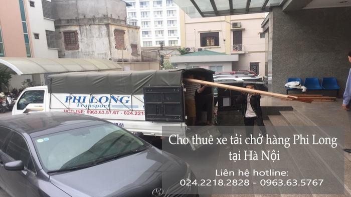 Dịch vụ taxi tải Phi Long tại phố Chương Dương ĐộDịch vụ taxi tải Phi Long tại phố Chương Dương Độ