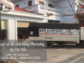 Dịch vụ taxi tải tại phố Cửa Đông