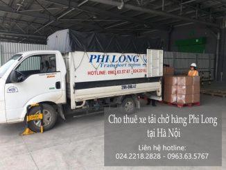 Dịch vụ taxi tải Phi Long tại đường La ThànhDịch vụ taxi tải Phi Long tại đường La Thành