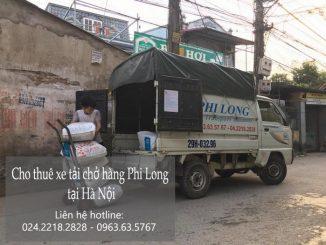 taxi tải Phi Long tại phố Hàng Tre