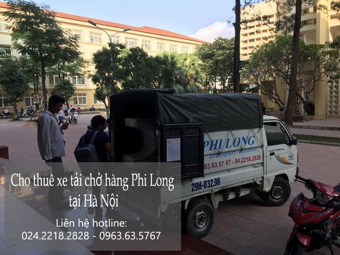 Taxi tải Phi Long tại phố Hàng Mã