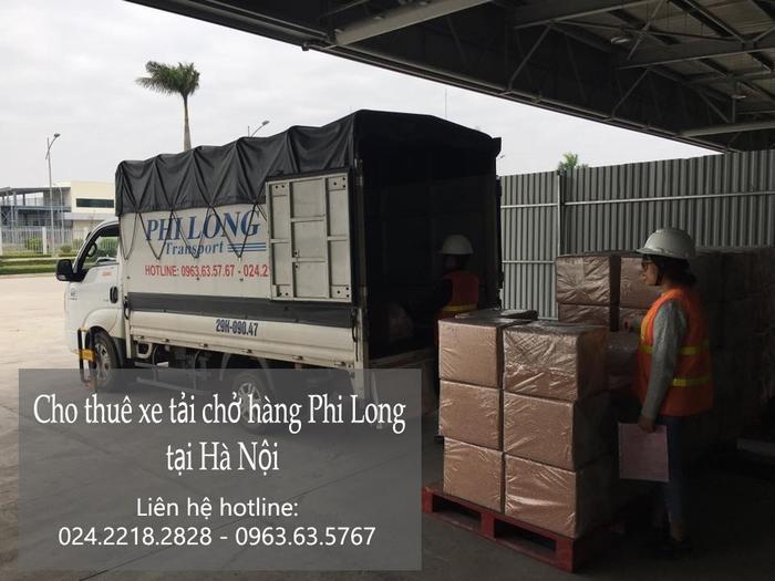 Taxi tải Phi Long tại phố Đinh Lễ