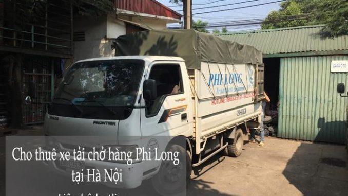 Dịch vụ cho thuê xe tải tại phố Hoàng Hoa Thám