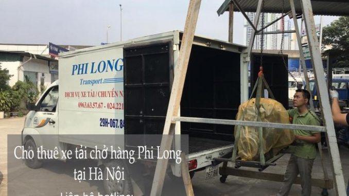 Taxi tải Phi Long tại phố Hàng Khay