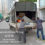 Taxi tải Phi Long tại phố Mai Anh Tuấn