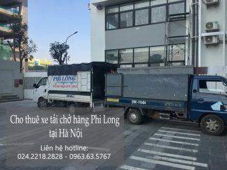 Dịch vụ taxi tải Phi Long tại phố Nguyễn Bỉnh Khiêm