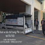 Dịch vụ taxi tải Phi Long tại phố Minh Khai