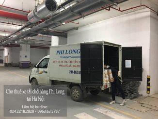 Dịch vụ taxi tải Phi Long tại phố Nguyễn Ngọc Vũ