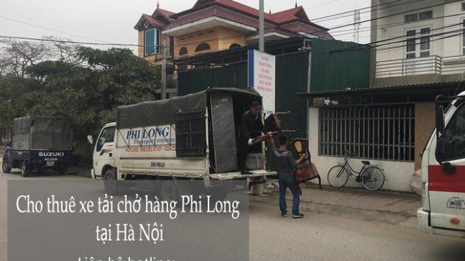 Taxi tải Phi Long tại phố Mai Chí Thọ