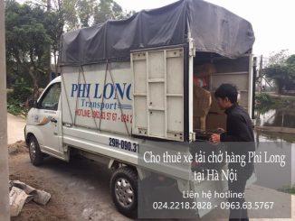 Taxi tải Phi Long tại phố Nguyễn Bình