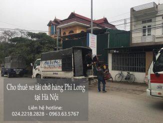 Taxi tải Phi Long tại đường Nguyễn Quốc Trị