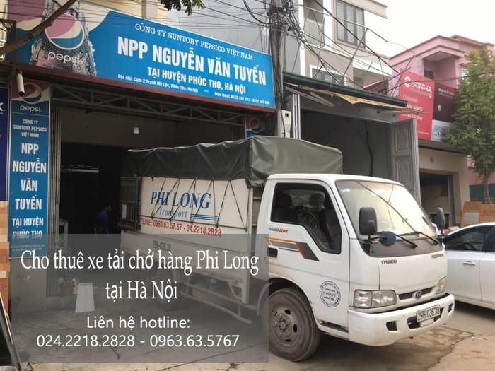 Taxi tải Phi Long tại phố Ninh Hiệp
