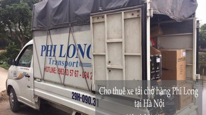 Taxi tải Phi Long tại phố Thiên Đức