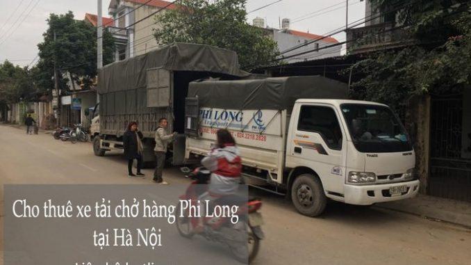 Taxi tải Phi Long tại phố Dương Quang