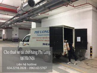 Taxi tải Phi Long an toàn khi tham gia giao thông
