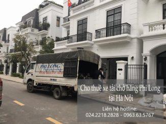 Dịch vụ taxi tải Phi Long tại phố Nguyễn Quyền