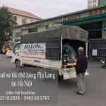 Dịch vụ taxi tải Phi Long tại phố Nguyễn Huy Tự